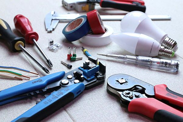elektriker amager værktøj