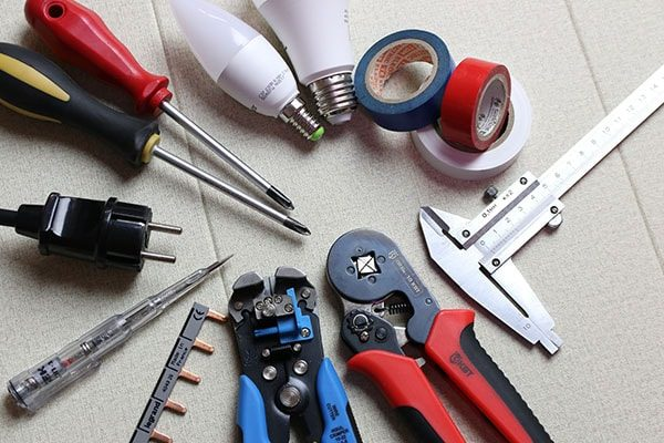 elektriker amager værktøj el